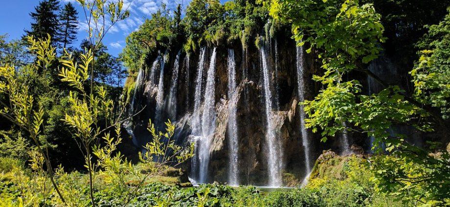 wasserfall kroatien