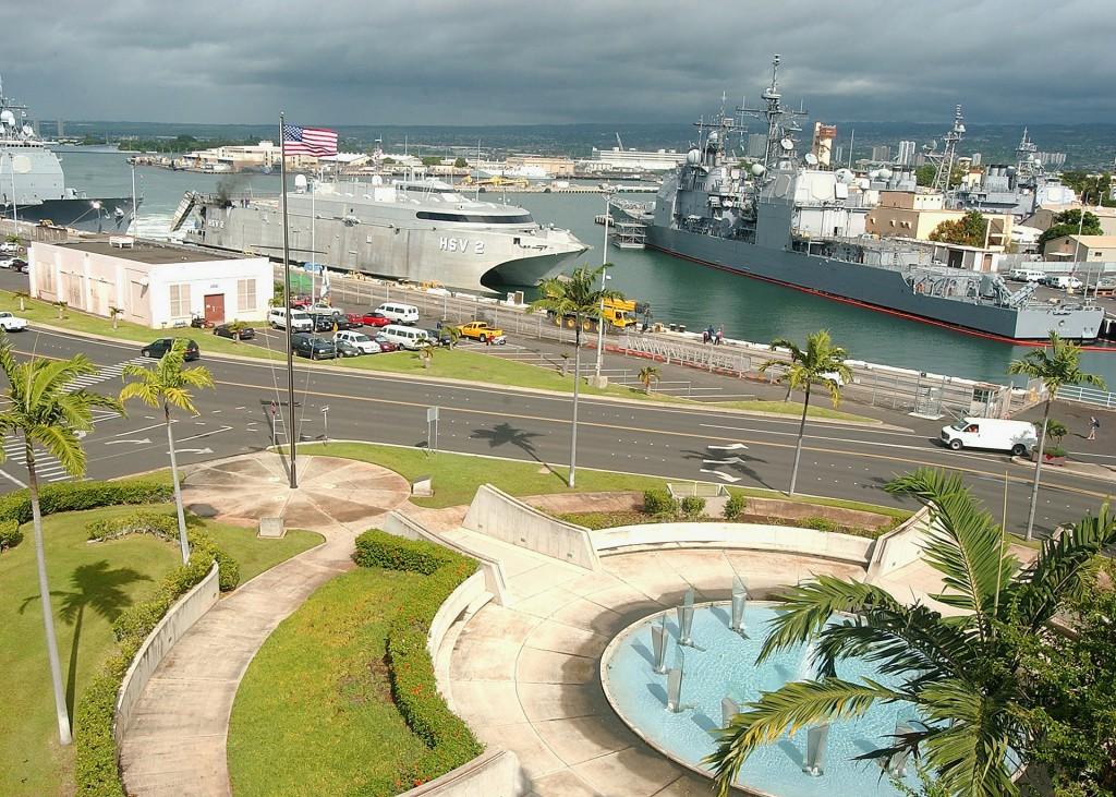urlaub auf hawaii pearl harbor